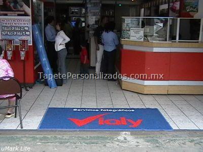 tapetes de entrada